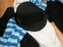 Black Fedora Royalty Free Stock Photo