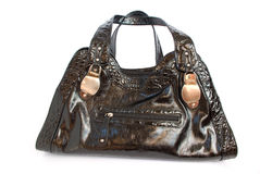 Black female  bag Stock Images