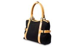 Black female bag Stock Photography