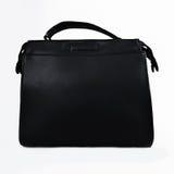 Black female bag  Stock Image