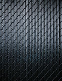 Black fence Royalty Free Stock Photo
