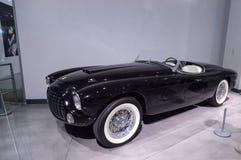 Black 1952 Ferrari Inter Spyder Barchetta Royalty Free Stock Photography