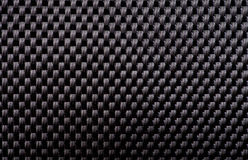 Black fiber texture Royalty Free Stock Image