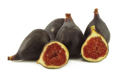 Black figs Stock Photos