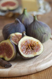Black figs Stock Photos