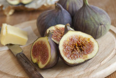 Black figs Royalty Free Stock Image
