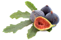 Black figs Royalty Free Stock Photography