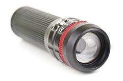 Black flashlight Stock Photography