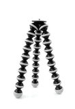 Black flexible gorillapod Stock Photo