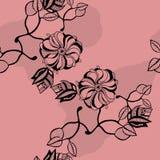 Black flower Royalty Free Stock Photos