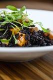 Black forbidden rice Royalty Free Stock Photography