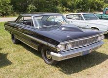 1954 Black Ford Galaxie Stock Photo