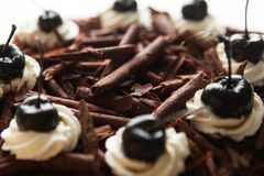 Black Forest Cake. Eastphoto, tukuchina, Black Forest Cake, Food And Drink Stock Photography