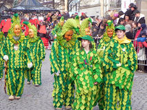 Black Forest Carnival, Germany Stock Images