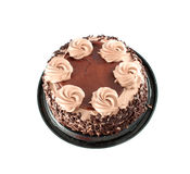 Black forest chocolate cake Stock Images