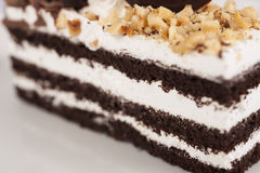 Black forest gateau Royalty Free Stock Images