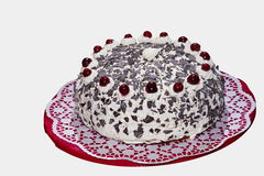 Black forest gateau Stock Images
