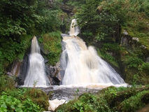 Black forest, Germany. The Triberg waterfalls Royalty Free Stock Photography