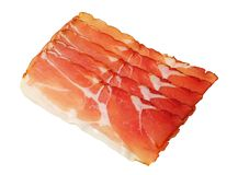 Black forest ham Stock Photos