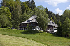 Black Forest House Stock Photography