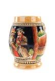 Black forest mug Stock Images