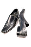 Black formal shoes Stock Image