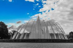 Fountain of Love stock images