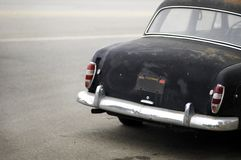 black för bil b rostade Fotografering för Bildbyråer