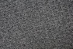 Black frabric texture Royalty Free Stock Image