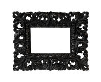 Black frame Royalty Free Stock Photos