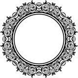 Black frame Royalty Free Stock Photo