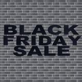 Black Friday é uma das sextas-feiras as mais brilhantes do ano, do dia dos descontos e de vendas, e faz de forma alguma ilustração stock