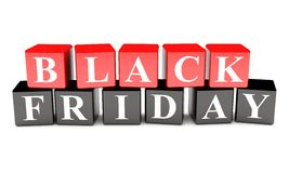 Black Friday Fotografía de archivo libre de regalías