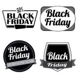 Black Friday Royalty Free Stock Photos