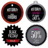 Black Friday Stock Photography