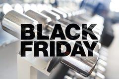 Black Friday affisch arkivbilder