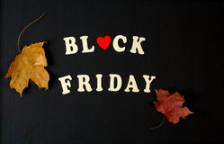 Black friday background Royalty Free Stock Images
