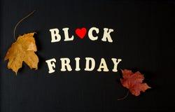 Black friday background Royalty Free Stock Images