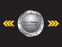 Black friday background Stock Images