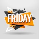Black Friday Banner Stock Photos