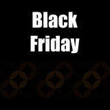 Black friday banner Royalty Free Stock Photo