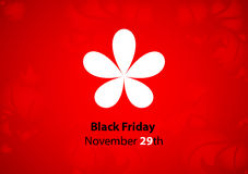 Black friday banner Royalty Free Stock Images