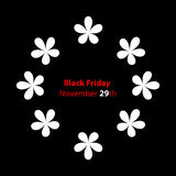 Black friday banner Stock Photo