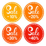 Black Friday Big Sale Icon Holiday Shopping Banner Stock Photography
