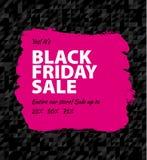 Black friday big sale Royalty Free Stock Image
