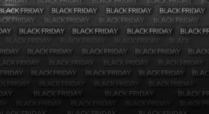 Black friday bold font background Stock Photos