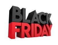 Black Friday Concept Vector Illustration