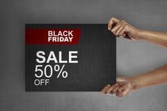 Black Friday Concept Royalty Free Stock Photos