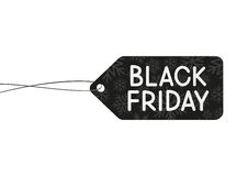 Black friday concept Stock Photography