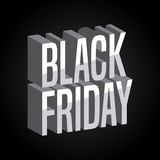 Black friday deals Stock Photography
